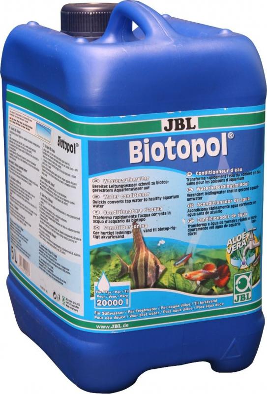 JBL Biotopol - Acondicionador de agua dulce