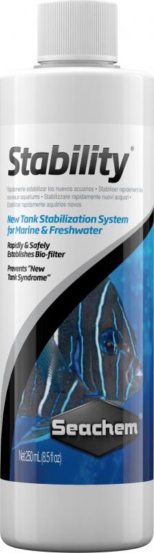 Stability - New Tank Stabilisation System