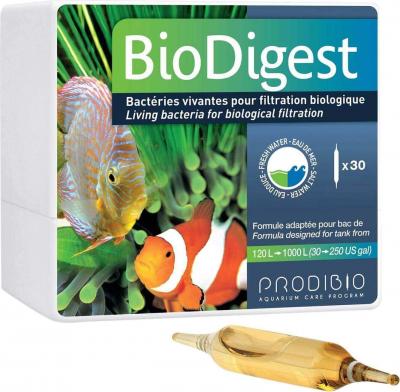 BioDigest - Living bacteria for biological filtration