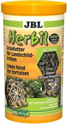 JBL Herbil Nourriture en granulés pour tortues terrestres