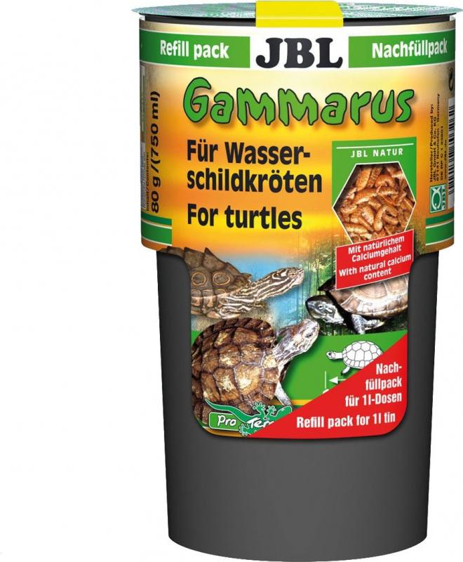 Gammarus - für Wasserschildkröten - 80gr