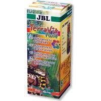 JBL TerraVit fluid Liquide multivitaminé pour animaux de terrariums