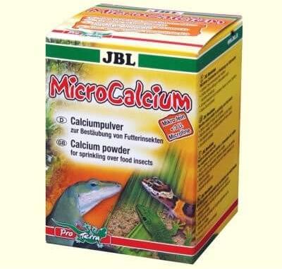 Poudre de calcium - MicroCalcium 100 gr