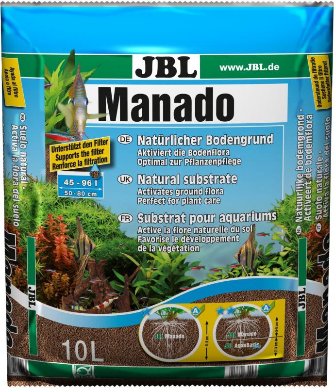 Substrat aquarium JBL Manado