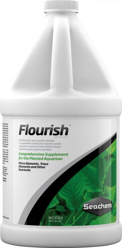 Seachem Flourish Oligo-éléments Engrais complet avec pour plantes d'aquarium