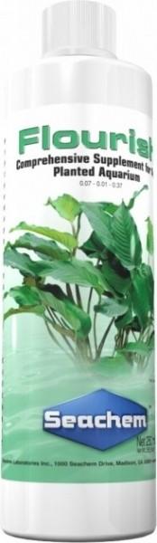 Seachem Flourish Engrais complet pour plante d'aquarium