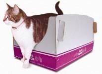 litiere chat de voyage
