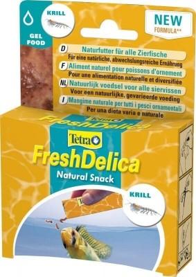 Tetra FreshDelica Krillpour poissons tropicaux