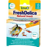 Tetra FreshDelica Krill pour poissons tropicaux
