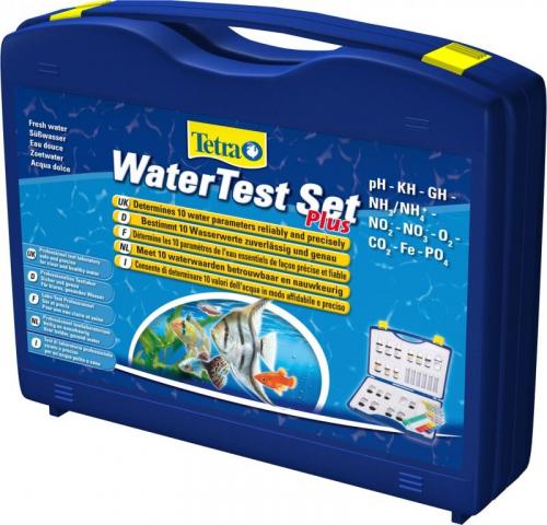 tetra watertest set plus test et mesure de l 39 eau. Black Bedroom Furniture Sets. Home Design Ideas