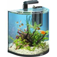 Aquarium tanks and cabinets