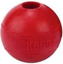 KONG Classic Ball 3 tailles - jouet caoutchouc résistant