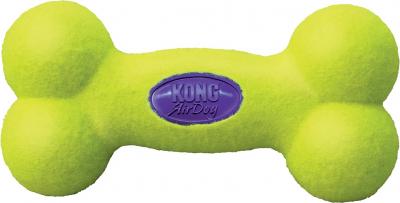 KONG Airdog Bone 3 Größen - für Hunde aller Größen - springendes Quietschi