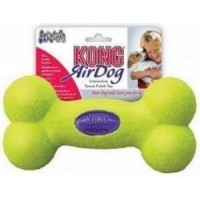 KONG Squeaker Bone 3 tailles - chien toutes tailles - sonore et rebondissant