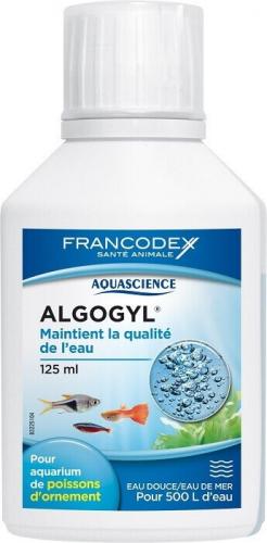 Aquascience Algogyl Anti-algues polyvalent 125ml - eau douce et eau de mer
