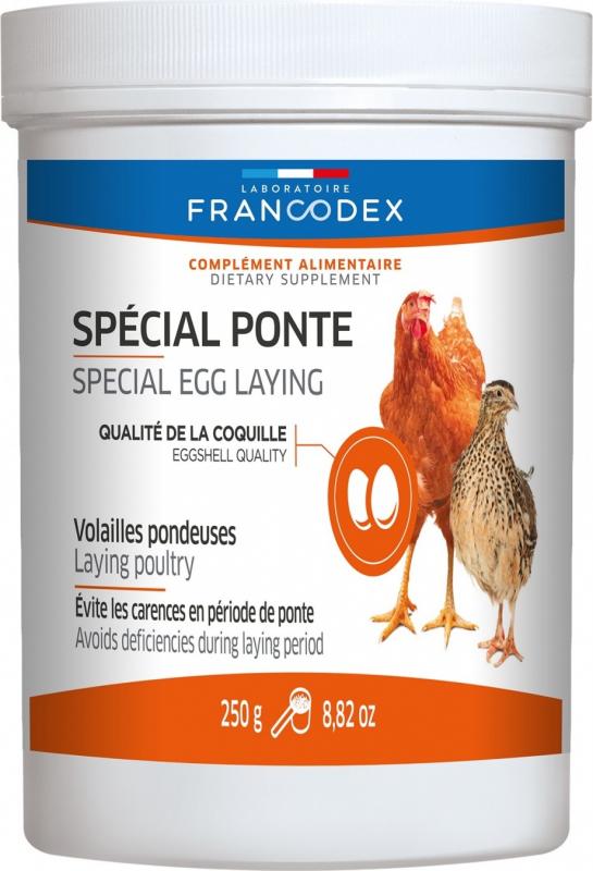 Francodex Pot Spécial Ponte Aliment minéral poules pondeuses