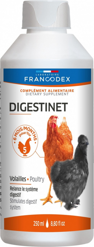 Francodex Digestinet Complément alimentaire - digestion et nutriments essentiels