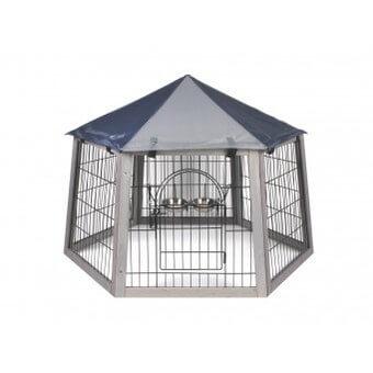 gehege circus auslauf f r kaninchen und meerschweinchen. Black Bedroom Furniture Sets. Home Design Ideas