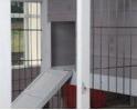clapier d 39 int rieur restland cage lapin. Black Bedroom Furniture Sets. Home Design Ideas