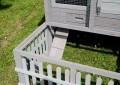 Clapier VILLAGE - cage à lapin