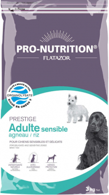 Flatazor Prestige Adulte Sensible - Lamm und Reis