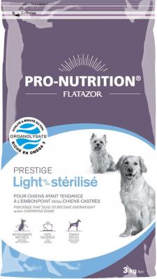 Flatazor Prestige Light udn sterilisiert