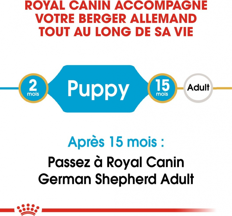 Royal Canin Pastor Alemán Junior