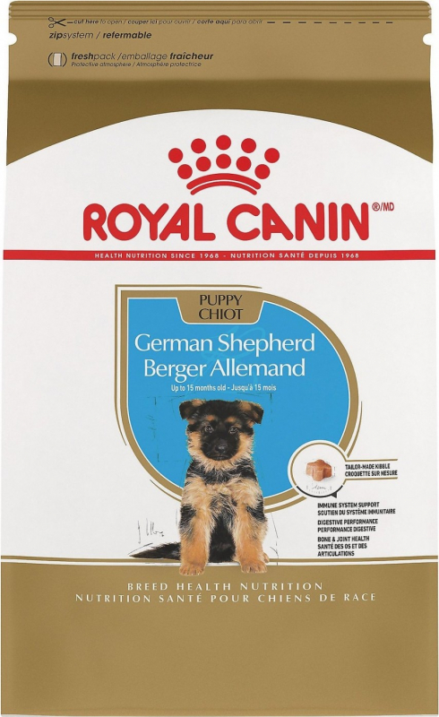 Royal Canin Breed Berger Allemand Junior