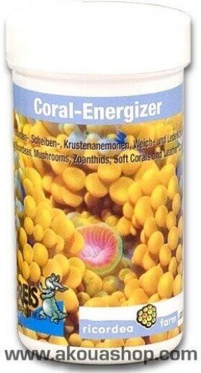 Nourriture pour anémones et coraux mous - Coral Energizer