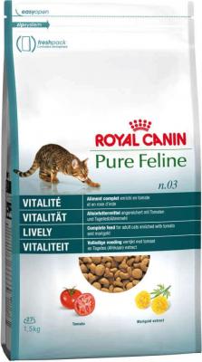 Royal Canin Pure Feline VITALIDAD