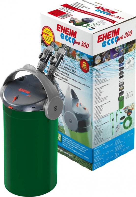 EHEIM Filtro externo EccoPro 130 / 200 / 300