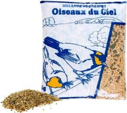 Vitakraft m lange de graines pour oiseaux du ciel nourriture oiseaux - Graines pour oiseaux du ciel ...