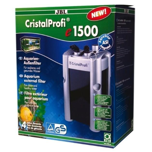 Filtre externe jbl cristalprofi e900 e1500 filtre externe for Pompe externe aquarium