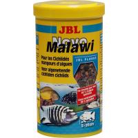 JBL Novo Malawi visvoer voor cichliden in Malawi / Tanganyika aquarium