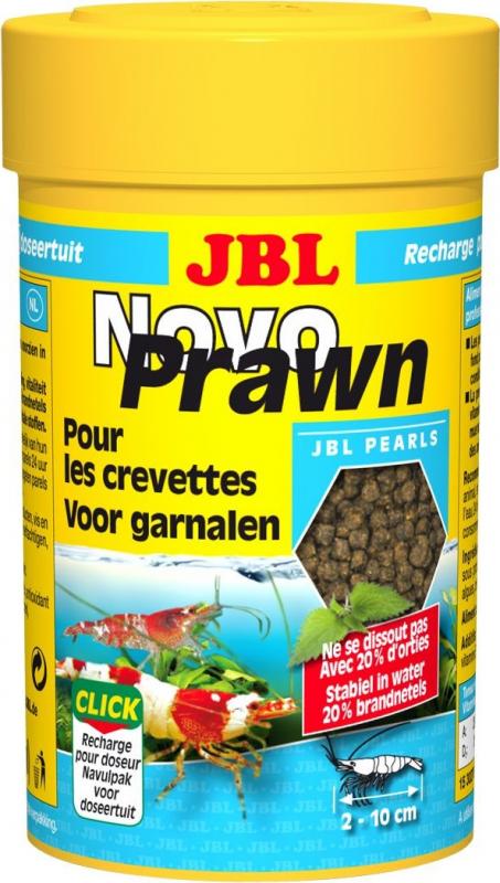 JBL NovoPrawn Nourriture pour crevettes d'eau douce