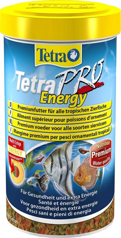 Tetra Pro Energy Aliment supérieur pour poissons d'ornement
