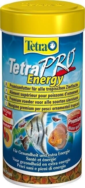 TETRA Pro Energy pour poissons d'ornement