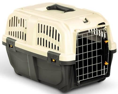Caisse de transport SKUDO IATA pour chat et chien