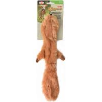 Peluche écureuil plat