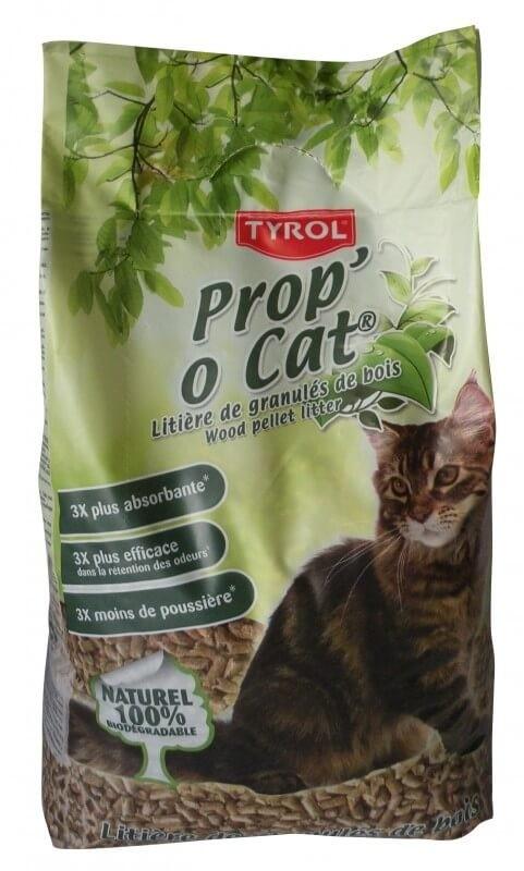Einstreu PROP'O'CAT 10L