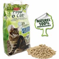 Litière écologique PROP'O'CAT 10L