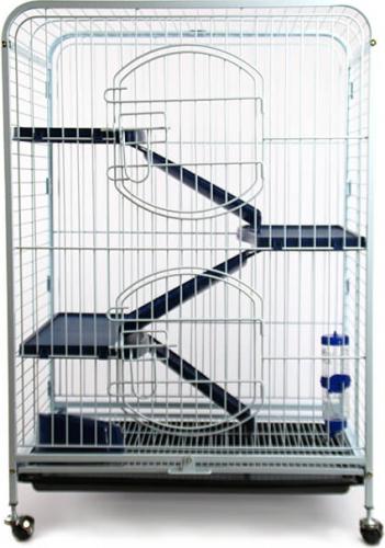 Cage Tower pour furets et chinchillas