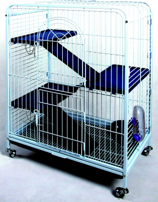 Cage Tower pour furets et chinchillas