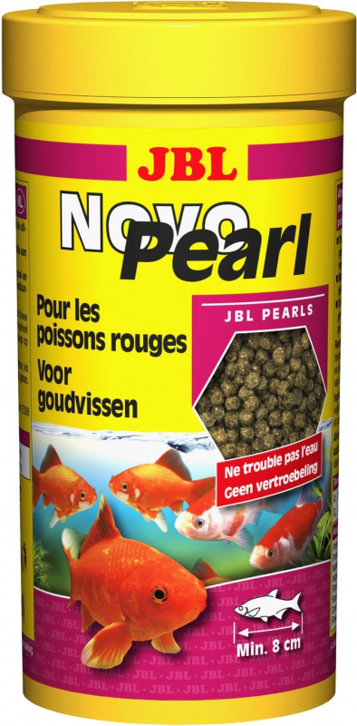 JBL NovoPearl Perles pour poissons rouge et voiles de Chine