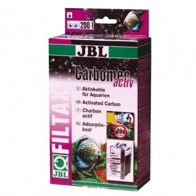 jbl carbomec activ charbon actif pour eau douce masse filtrante