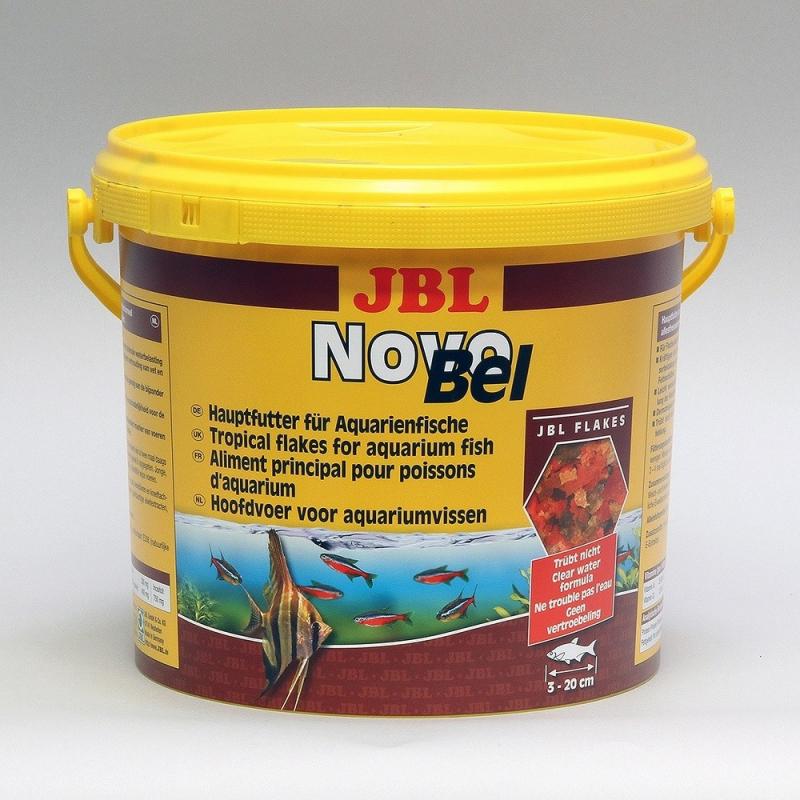 JBL NovoBel Flocons pour poissons exotiques