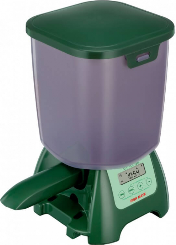Pond fish feeder P7000 - Dispensador de comida para peces