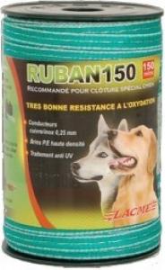 Accessoire clôture pour chiens - fil ou ruban 150 ou 200m