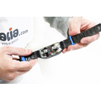 Collier anti-aboiement Elite - compact léger et rechargeable