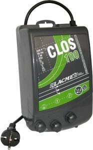 Clos 100 - électrificateur clôture pour animaux domestiques